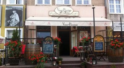 Photo of Wine Bar Vino & Panino at Warzywnicza 10d, Gdańsk 80-838, Poland