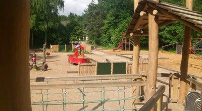 Photo of Playground Kinderspielplatz Waldau at An Der Waldau, Bonn 53115, Germany
