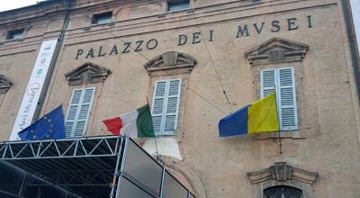 Photo of History Museum Palazzo dei Musei at Via Emilia Centro 337, Modena, Italy