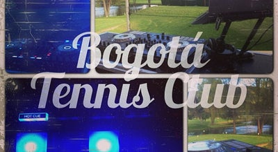 Photo of Tennis Court Bogotá Tennis Club at Colombia