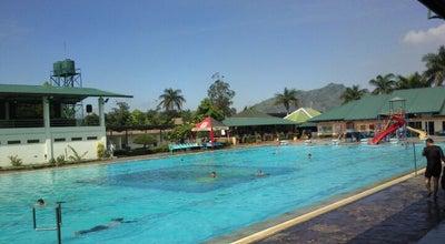 Photo of Pool Kolam Renang Tirta Budhi Bhakti at Mako Brigif 15 Kujang Ii Siliwangi, Cimahi, Indonesia