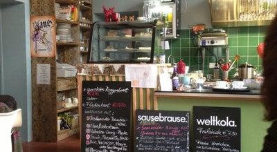 Photo of Cafe Café Kontor at Albertusstraße 44a, Mönchengladbach 41061, Germany