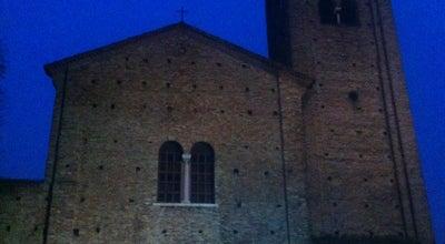 Photo of Church Basilica Di San Francesco at Ravenna, Italy