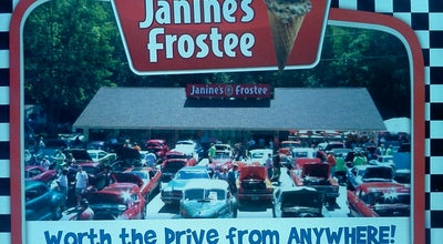 Photo of Ice Cream Shop Janine's Frostee at 149 East St, Ware, MA 01082, United States