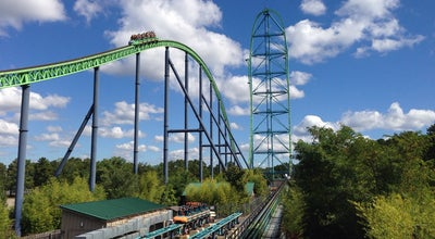 Photo of Theme Park Ride / Attraction Kingda Ka at 1 Six Flags Blvd, Jackson, NJ 08527, United States
