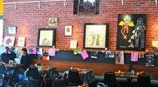 Photo of New American Restaurant Bluegrass Kitchen at 1600 Washington St E, Charleston, WV 25311, United States