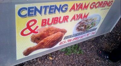 Photo of Burger Joint Centeng burger at Simpang Masuk Felda Air Hitam, Malaysia