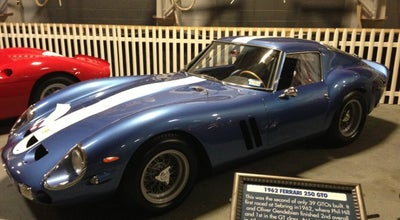 Photo of Museum Simeone Foundation Automotive Museum at 6825 Norwitch Dr, Philadelphia, PA 19153, United States
