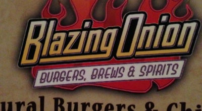 Photo of Burger Joint Blazing Onion Burger Company at 3701 116th St Ne, Marysville, WA 98271, United States