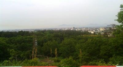 Photo of Park 金谷山公園 at 大貫1453, 上越市 943-0893, Japan