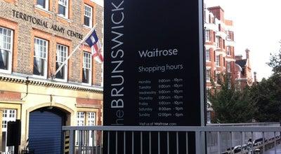 Photo of Supermarket Waitrose at The Brunswick, Hunter St, Bloomsbury WC1N 1AF, United Kingdom