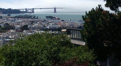 Photo of Park George Sterling Memorial Park at 1199 Lombard, San Francisco, CA 94109, United States
