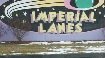 Photo of Bowling Alley Imperial Lanes at 44650 Garfield Rd, Clinton Township, MI 48038, United States