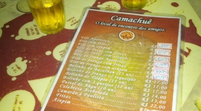 Photo of Bar Camachuê at R. Sipliano, 8, Guarapari 29200-000, Brazil