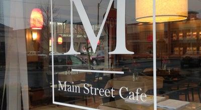 Photo of Cafe Main Street Cafe at 223 N Main St, Kokomo, IN 46901, United States