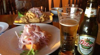 Photo of Seafood Restaurant Punto Azul at Av. Benavides 2711, Miraflores 18, Peru