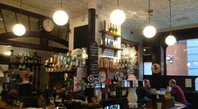 Photo of Pub The Green Man at 36 Riding House St, Fitzrovia W1W 7EP, United Kingdom