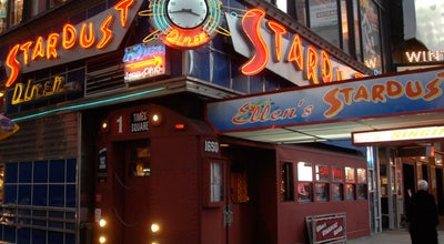 Photo of Diner Stardust Diner at 1650 Broadway, New York, NY 10019, United States
