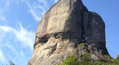 Photo of Mountain Pedra da Gávea at Estr. Sorimã, Rio de Janeiro, Brazil