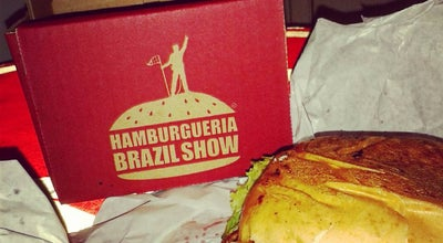 Photo of Burger Joint Hamburgeria Brazil Show at Brazil
