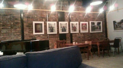 Photo of Cafe The Glad Café at 1006a Pollokshaws Road, Glasgow G41 2HG, United Kingdom