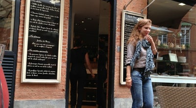 Photo of Coffee Shop Flower's Café at 6 Place Roger Salengro, Toulouse 31000, France