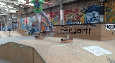 Photo of Skate Park De Veiling at Belgium
