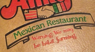 Photo of Mexican Restaurant Amigo Mexican Restaurant at 5874 Brainerd Rd, Chattanooga, TN 37411, United States