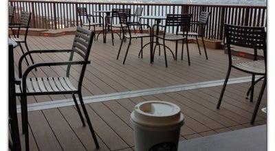 Photo of Coffee Shop Starbucks Coffee 諏訪湖SA(上り線)店 at 豊田所久保3171, 諏訪市 392-0016, Japan