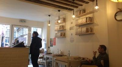 Photo of Gluten-free Restaurant My Free Kitchen at 2 Bis Rue Bleue, Paris 75009, France