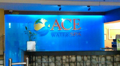 Photo of Pool Ace Waterspa at Pasig Branch, United Coe. Brixton Street, Kapitolyo, Pasig, Philippines