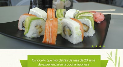 Photo of Sushi Restaurant Kizushi at Av. La Luna, Cancún 77506, Mexico