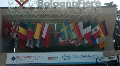 Photo of Convention Center Bologna Fiere at Piazza Della Costituzione 5, Bologna 40128, Italy
