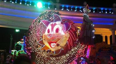 Photo of Theme Park 苏州乐园 Suzhou Amusement Land at 玉山路156号, 苏州市, 江苏 215000, China