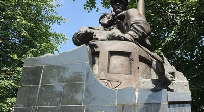 Photo of Monument / Landmark Памятник Подводникам at Наб. Афанасия Никитина, Tver', Russia