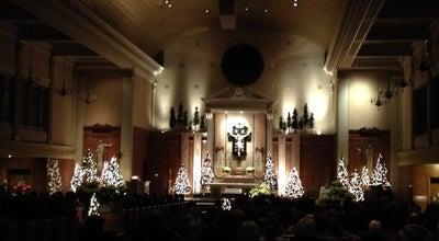 Photo of Church Christ King Catholic Church at 2600 N Swan Blvd, Wauwatosa, WI 53226, United States