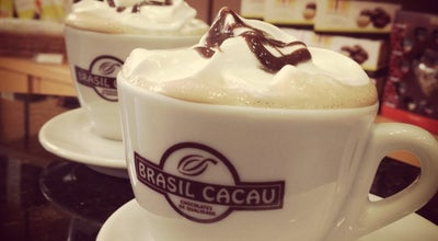 Photo of Chocolate Shop Chocolates Brasil Cacau at Av. Xv De Novembro, 441, Joacaba 89600-000, Brazil