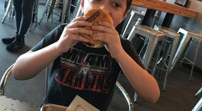 Photo of Burger Joint BurgerFi at 136 Miracle Mile, Coral Gables, FL 33134, United States
