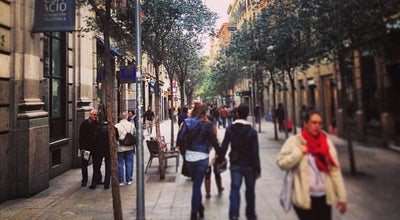 Photo of Road Calle de Fuencarral at C. Fuencarral, Madrid 28004, Spain