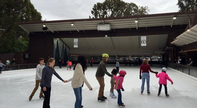 Photo of Skating Rink Winter Lodge at 3009 Middlefield Rd, Palo Alto, CA 94306, United States