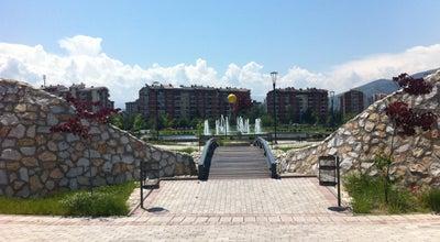 Photo of Park Парк на езерата at Булевар Авној, Скопје 1000, Macedonia