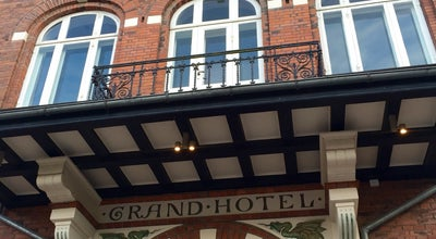 Photo of Hotel First Hotel Grand at Jernbanegade 18, Odense 5000, Denmark