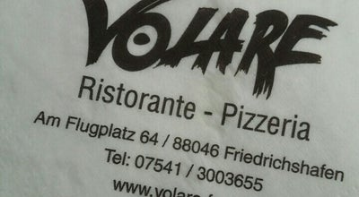 Photo of Italian Restaurant Pizzeria Volare at Meckenbeuren, Germany