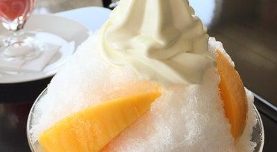 Photo of Dessert Shop フルーツパーラー キヨカ at 金池2-7-2, 米沢市, Japan