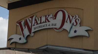 Photo of Cajun / Creole Restaurant Walk-On's Bistreaux & Bar at 3838 Burbank Dr, Baton Rouge, LA 70808, United States