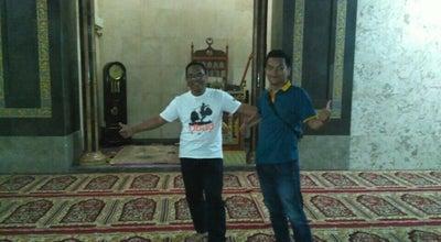Photo of Mosque Masjid Besar Al Huda at Jl. Ahmad Yani No. 29, Tabanan 82122, Indonesia