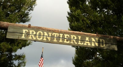Photo of Theme Park Frontierland at Disneyland, Anaheim, CA 92802, United States