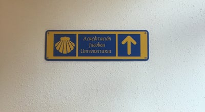 Photo of Arcade Universidad de Leon, Pabellon de Gobierno at Universidad, Leon 24004, Spain