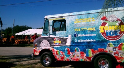 Photo of Food Truck Zombie Ice at Coronado Rd, Weston, FL 33327, United States
