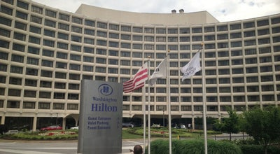 Photo of Hotel Washington Hilton at 1919 Connecticut Ave Nw, Washington, DC 20009, United States